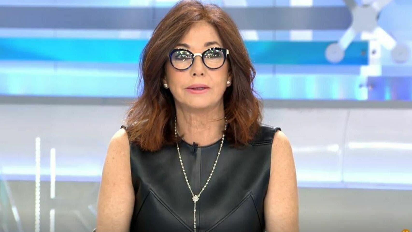 El Modelito De Cuero De Ana Rosa Quintana Que Revoluciona Telecinco