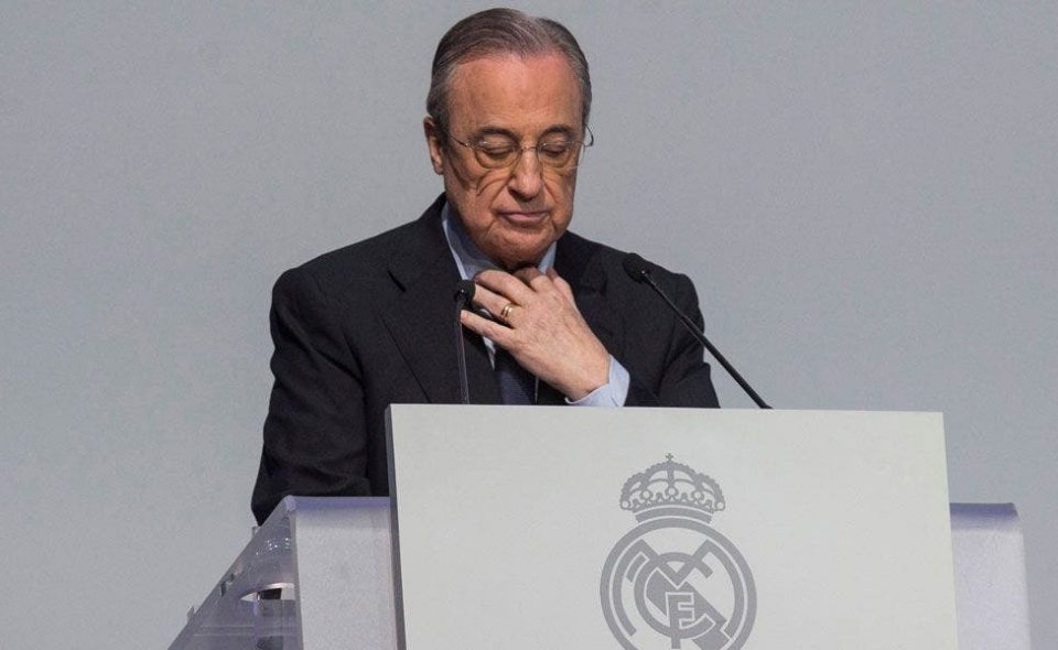 Fotografía: La macrooperación de Florentino Pérez con el Barça (y tres cracks) que arrasa el Real Madrid