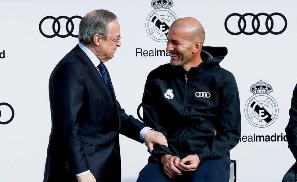 Fotografía: ¡Florentino Pérez paga la cláusula!: 130 millones para el capricho de Zidane. Y no es ni Mbappé, ni Pogba. ¡Última hora!