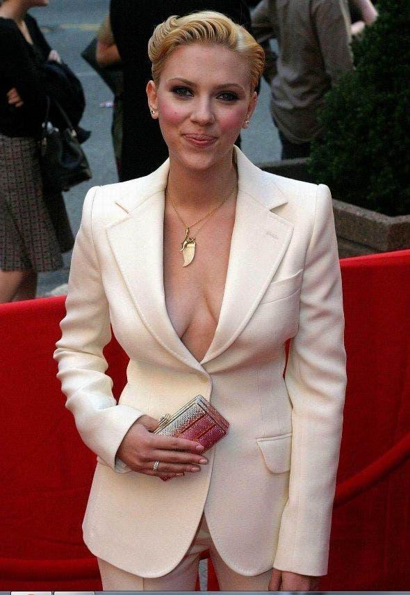 Mejor Sin Scarlett Johansson No Se Pone Y Se Le Ve