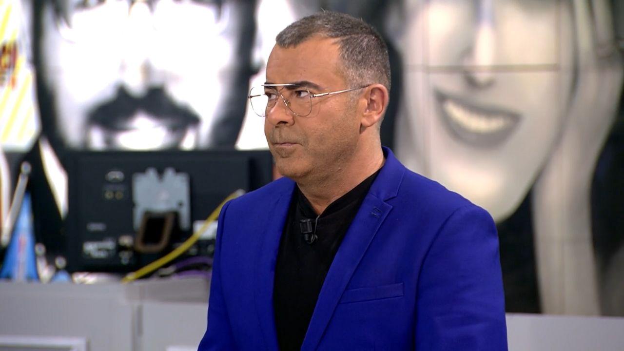 Jorge Javier Vázquez hace el ridículo una hora antes de grabar 'Sábado Deluxe'